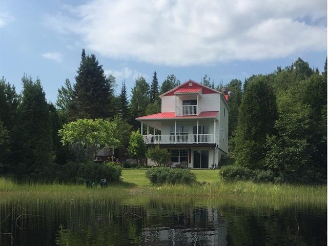 Cottage for sale in Saint-Fulgence, Saguenay/Lac-Saint-Jean, 9, Chemin du Lac-Pezard, 13784216 - Centris.ca