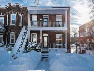 Duplex à vendre à Montréal (Mercier/Hochelaga-Maisonneuve), Montréal (Île), 354 - 356, Avenue  Lebrun, 12069173 - Centris.ca