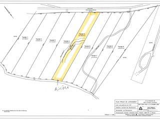 Terrain à vendre à Les Éboulements, Capitale-Nationale, 3005, Rang  Sainte-Catherine, 20537333 - Centris.ca