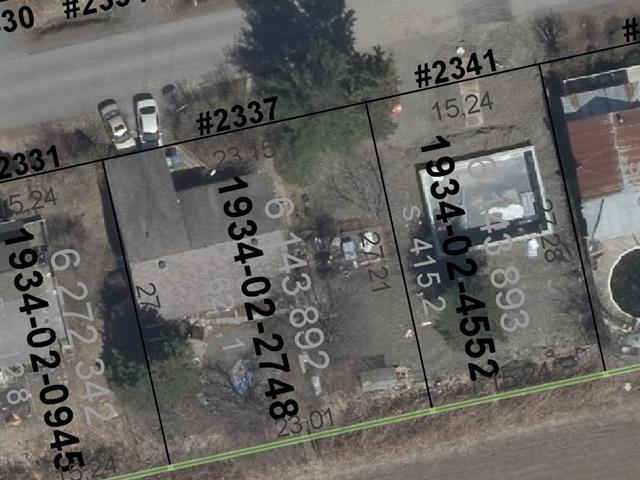 Lot for sale in Carignan, Montérégie, 2337, Rue  Éthel Est, 16646804 - Centris.ca