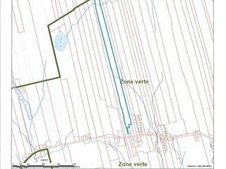 Land for sale in Les Éboulements, Capitale-Nationale, Rang  Saint-Joseph, 20766615 - Centris.ca