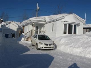 Maison mobile à vendre à Chibougamau, Nord-du-Québec, 1636, Rue  Saint-Jacques, 9476931 - Centris.ca