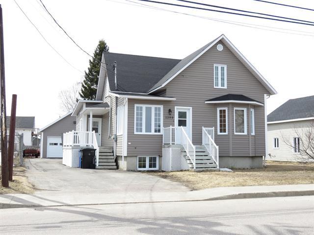 House for sale in Saint-Félicien, Saguenay/Lac-Saint-Jean, 1399 - 1399B, boulevard du Sacré-Coeur, 9376638 - Centris.ca