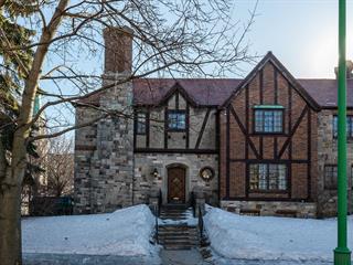 Maison à vendre à Montréal (Outremont), Montréal (Île), 612, Avenue  Dunlop, 10006983 - Centris.ca