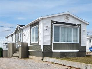 Mobile home for sale in Port-Cartier, Côte-Nord, 4, Rue  Lelièvre, 25941969 - Centris.ca