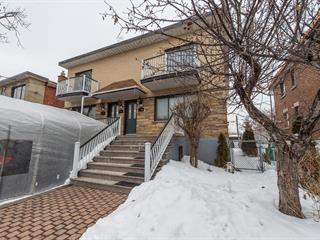 Quadruplex for sale in Montréal (Ahuntsic-Cartierville), Montréal (Island), 9625 - 9629, Avenue  Merritt, 26680659 - Centris.ca