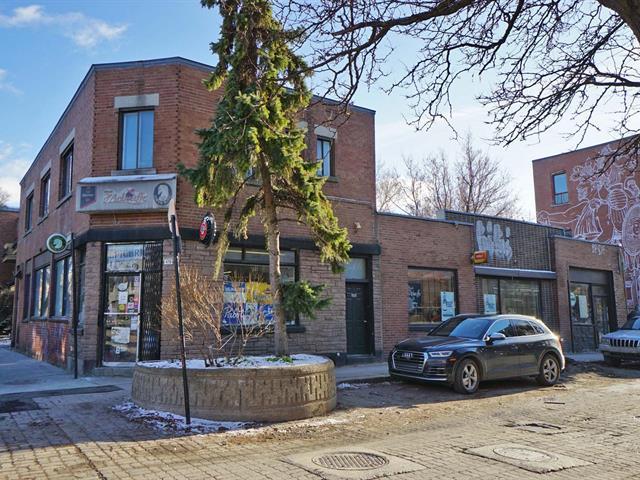 Bâtisse commerciale à vendre à Montréal (Le Plateau-Mont-Royal), Montréal (Île), 464 - 470, Avenue  Duluth Est, 13323467 - Centris.ca
