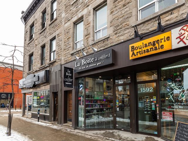 Commerce à vendre à Montréal (Le Plateau-Mont-Royal), Montréal (Île), 1594, Avenue du Mont-Royal Est, 12176513 - Centris.ca