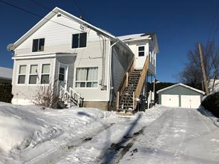 Duplex for sale in Thetford Mines, Chaudière-Appalaches, 345 - 347, 7e Rue Nord, 23867524 - Centris.ca