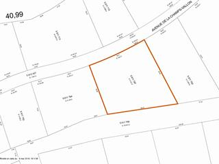Lot for sale in Sainte-Mélanie, Lanaudière, Avenue de la Champs-Vallons, 10071742 - Centris.ca