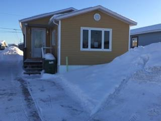 Mobile home for sale in Havre-Saint-Pierre, Côte-Nord, 1602, 1re Rue, 12043612 - Centris.ca