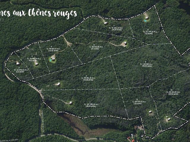 Lot for sale in Val-des-Monts, Outaouais, 10, Chemin du Chêne-Rouge, 13081424 - Centris.ca