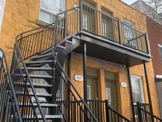 Quadruplex for sale in Montréal (Rosemont/La Petite-Patrie), Montréal (Island), 5325 - 5331, Avenue  Charlemagne, 14221739 - Centris.ca