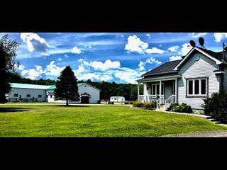 Farm for sale in Lavaltrie, Lanaudière, 154 - 156, Rang  Point-du-Jour Nord, 10088240 - Centris.ca