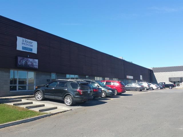 Industrial unit for rent in Trois-Rivières, Mauricie, 3340, Rue  Bellefeuille, 14540800 - Centris.ca