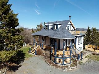 House for sale in Kamouraska, Bas-Saint-Laurent, 46, Route du Cap-Taché, 17406226 - Centris.ca