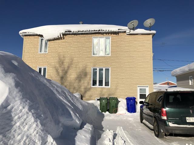 Triplex à vendre à Chapais, Nord-du-Québec, 15, 6e Rue, 23894665 - Centris.ca