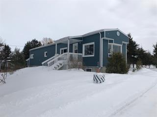 Mobile home for sale in Chambord, Saguenay/Lac-Saint-Jean, 143, Rang  Desmeules, 19299314 - Centris.ca