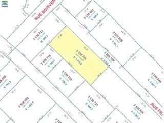 Lot for sale in Sainte-Julienne, Lanaudière, Rue  Principale, 25196392 - Centris.ca