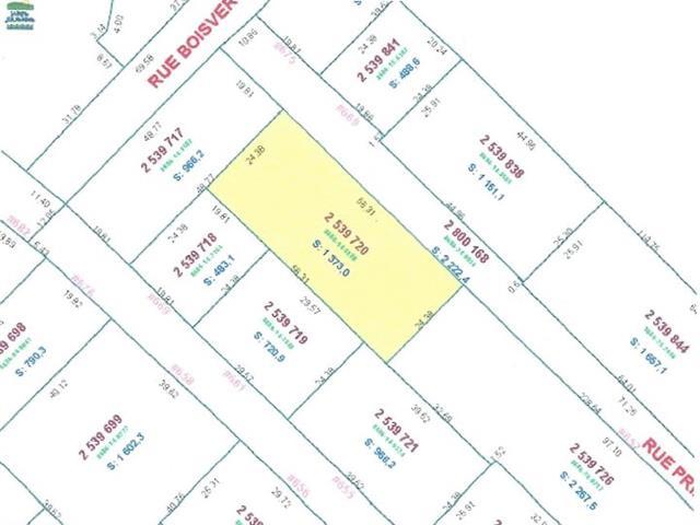 Terrain à vendre à Sainte-Julienne, Lanaudière, Rue  Principale, 25196392 - Centris.ca