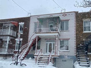 Duplex à vendre à Montréal (Villeray/Saint-Michel/Parc-Extension), Montréal (Île), 7982 - 7984, Rue  Saint-Dominique, 18774751 - Centris.ca