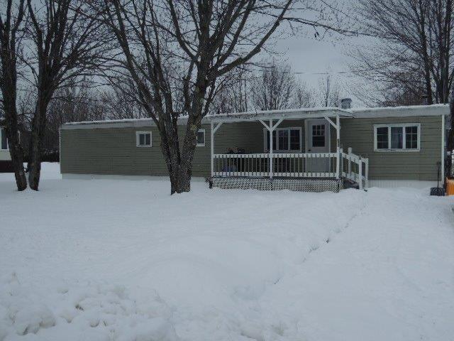Mobile home for sale in Valcourt - Ville, Estrie, 971, Rue  Cartier, 19223186 - Centris.ca
