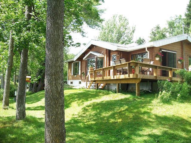 Maison à vendre à Nominingue, Laurentides, 1125, Chemin de l'Aubépine, 21496523 - Centris.ca