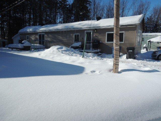Mobile home for sale in Valcourt - Canton, Estrie, 51, Rue de la Savane, 21536074 - Centris.ca