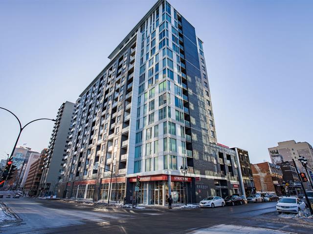 Condo for sale in Montréal (Ville-Marie), Montréal (Island), 1150, Rue  Saint-Denis, apt. 1115, 24468111 - Centris.ca