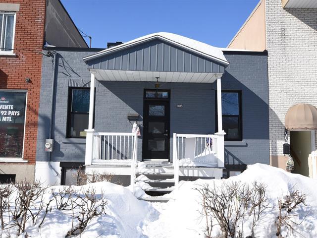 House for sale in Montréal (Mercier/Hochelaga-Maisonneuve), Montréal (Island), 8015, Rue  La Fontaine, 24622299 - Centris.ca