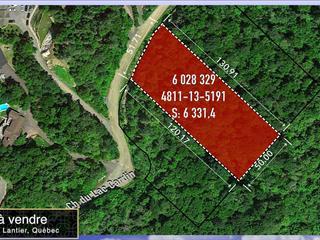 Lot for sale in Lantier, Laurentides, Chemin du Lac-Cardin, 12048442 - Centris.ca