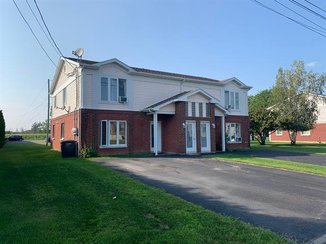 Quadruplex à vendre à Saint-Germain-de-Grantham, Centre-du-Québec, 378 - 384, Rue  Saint-François, 24857903 - Centris.ca