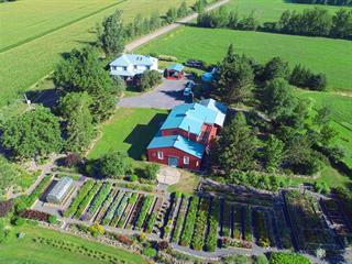 Ferme à vendre à Dunham, Montérégie, 2275Z, Chemin  Noiseux, 9679158 - Centris.ca