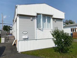 Mobile home for sale in Sept-Îles, Côte-Nord, 60, Rue des Plaquebières, 17072126 - Centris.ca
