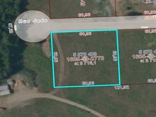 Terrain à vendre à Lac-Simon, Outaouais, Rue  Jade, 24772946 - Centris.ca