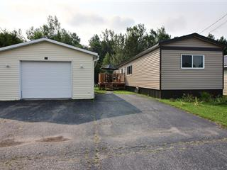 Maison mobile à vendre à Thetford Mines, Chaudière-Appalaches, 57, Rue  Bonneville, 20220379 - Centris.ca
