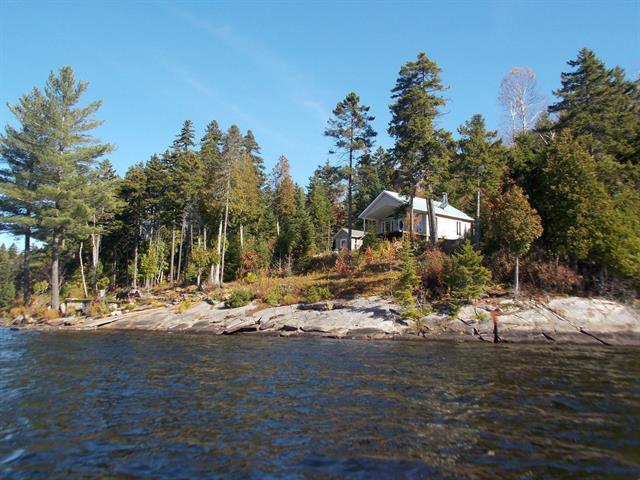 Cottage for sale in Saint-Alban, Capitale-Nationale, 38, Chemin du Lac-Long, 21615976 - Centris.ca