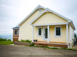 Maison à vendre à Sainte-Anne-des-Monts, Gaspésie/Îles-de-la-Madeleine, 269, Route  Soucy, 14537498 - Centris.ca