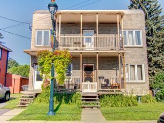 Duplex à vendre à Saint-Joseph-de-Sorel, Montérégie, 417 - 419, Rue  Bouvier, 28494553 - Centris.ca
