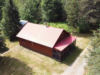 Maison à vendre à Lingwick, Estrie, 40, Chemin de la Montagne-Rouge, 21043487 - Centris.ca