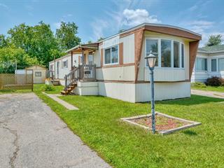 Maison mobile à vendre à Laval (Fabreville), Laval, 3940, boulevard  Dagenais Ouest, app. 64, 20616473 - Centris.ca