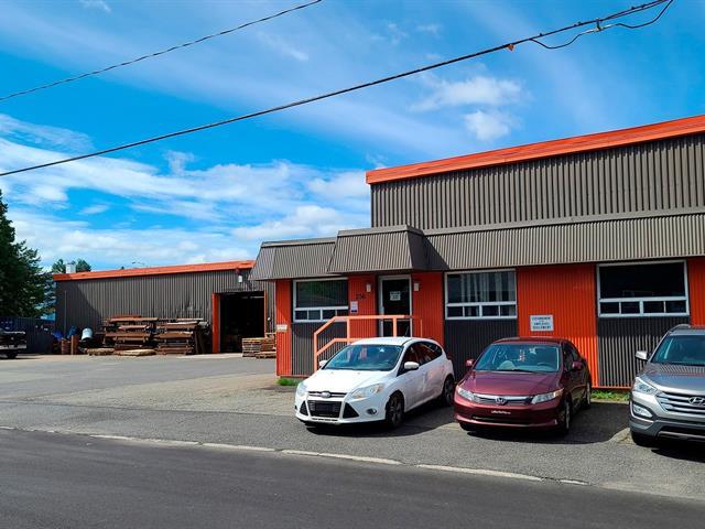 Industrial building for rent in Lévis (Les Chutes-de-la-Chaudière-Est), Chaudière-Appalaches, 256, Rue de la Grande-Hermine, 12745893 - Centris.ca
