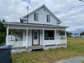 House for sale in Nédélec, Abitibi-Témiscamingue, 25, Rue  Principale, 12545289 - Centris.ca