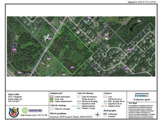 Lot for sale in Sainte-Adèle, Laurentides, Chemin  Pierre-Péladeau, 17018032 - Centris.ca