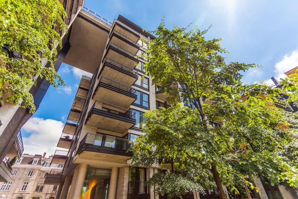 Back facade, Condo for sale in Montréal (Le Plateau-Mont-Royal), Montréal (Island), 333, Rue Sherbrooke Est, apt. M2-212, 22946872 - Centris.ca