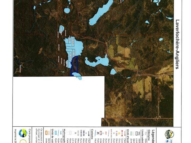 Terre à vendre à Laverlochère-Angliers, Abitibi-Témiscamingue, 2e-et-3e Rang de Baby, 15170466 - Centris.ca