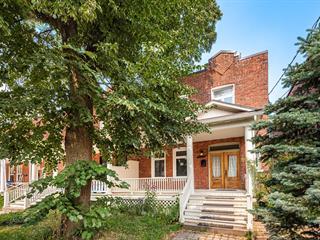 House for sale in Montréal (Côte-des-Neiges/Notre-Dame-de-Grâce), Montréal (Island), 4037, Avenue  Hingston, 14603223 - Centris.ca