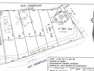 Terrain à vendre à Saint-Georges-de-Clarenceville, Montérégie, 625B, Rue du Manoir, 18628754 - Centris.ca
