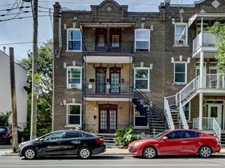 Quadruplex for sale in Montréal (Ville-Marie), Montréal (Island), 2300 - 2306, Rue  Fullum, 12245661 - Centris.ca