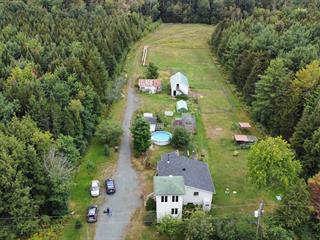 Fermette à vendre à Saint-Sylvère, Centre-du-Québec, 1140Z, 10e Rang, 14655274 - Centris.ca